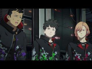 [AniDub] 01 серия - Сумеречный разум 2041 / Night Head 2041 [Lonty, Shaman, Jar, Shinjiro-san]