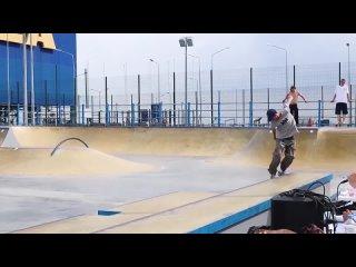 ✨ Чемпионат Самарской области по скейтбордингу