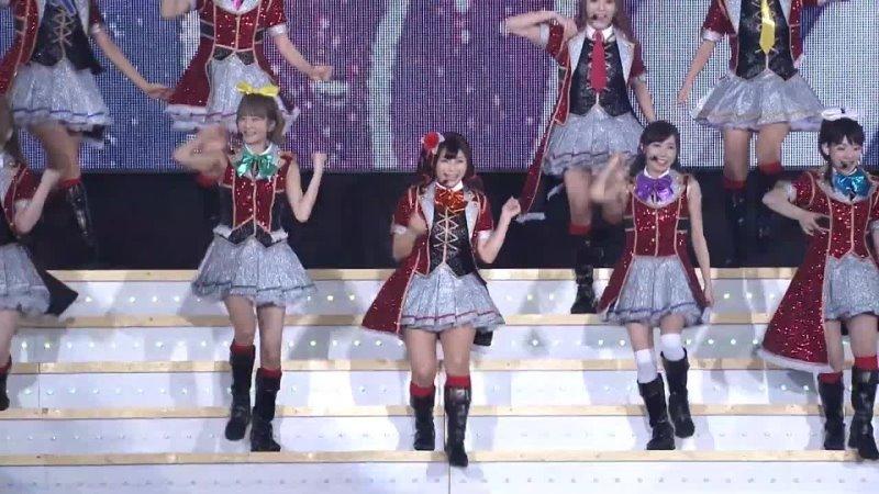 OST Живая любовь Проект Школьный идол Bokura no LIVE Kimi to no LIFE ep 8 вариант 3
