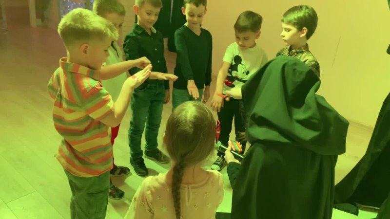 Видео от Пространство для праздника Чудесариум