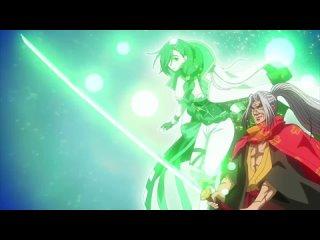 Shuumatsu no Valkyrie / Повесть о Конце Света — новый трейлер