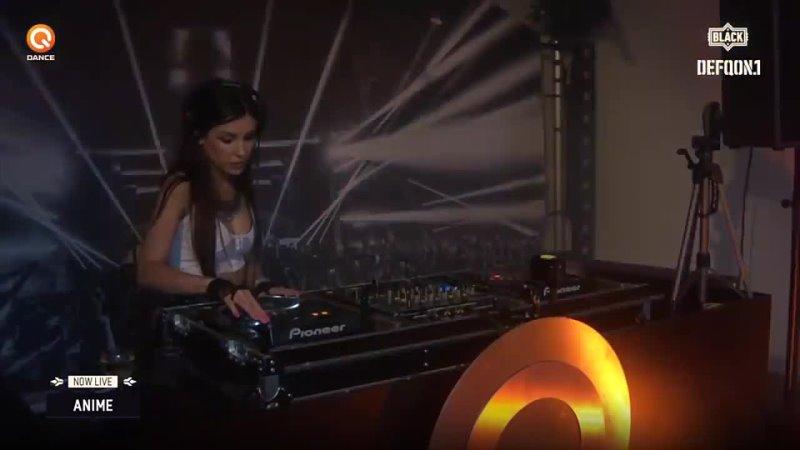 DJ AniMe Live at Q Dance Radio Defqon 1 Pre Show