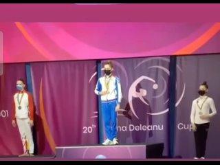 ● Церемония награждения - отдельные виды / Irina Deleanu Cup 2021