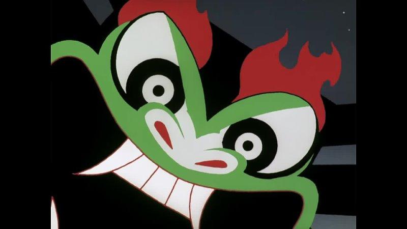 DTV Animation АКУ из мультсериала Самурай Джек способности история теории