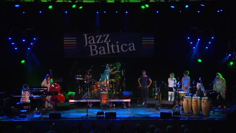 09 JazzBaltica 2019 Marilyn Mazur Shamania New Secret