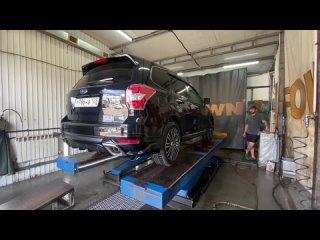 Krown Subaru