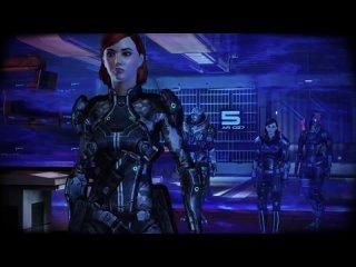 Мне пора идти  | Mass Effect 3 - Legendary Edition 2021 (moments)