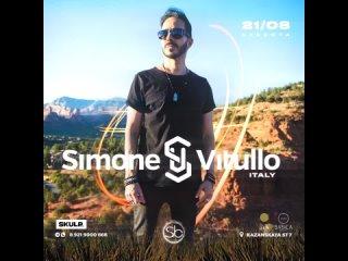 21 августа | Суббота | Simone Vitullo (Italy)