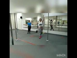 Восточные танцы с Евгенией Гудковой