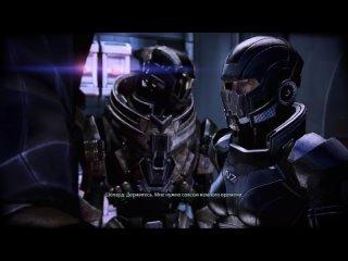 Дредноут гетов  | Mass Effect 3 - Legendary Edition 2021 (moments)