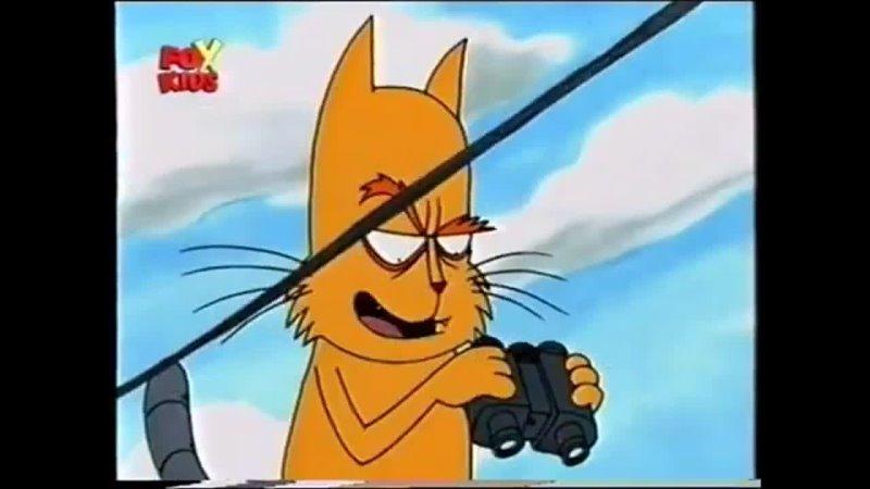 Анонс Секретные материалы псов шпионов на Fox Kids 2003