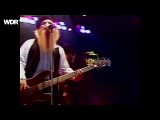 ZZ Top (Dusty Hill †) live Rockpalast (1980)