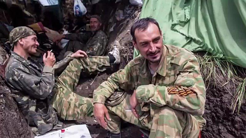 Рядовой работяга солдат бат Восток Олег Ветер