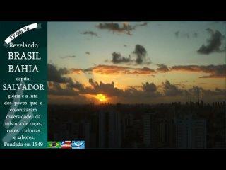 A TV Edu KA   Revelando o Brasil  Bahia  Salvador      Edu KA TV показывает Бразилию Баия Сальвадор
