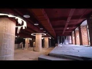 Reposted from @gennadypanin В Орехово-Зуеве вот-вот откроется первый фудхолл Стачка! В одном месте можно попробовать еду попул