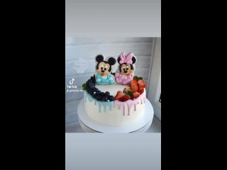 Гендерный торт