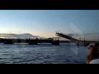 Репетиция «Алых парусов».
