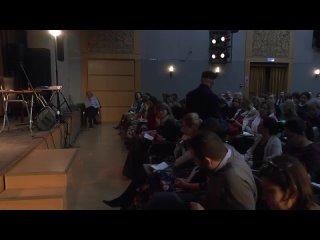 Шалва Амонашвили - В-ось-питание. Чем питается духовная ось ребенка