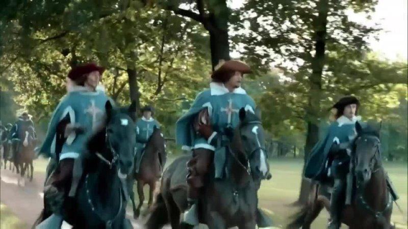 Три мушкетера 2013 Начало осады Ла Рошели