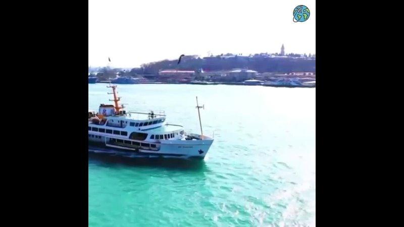 Стамбул крупнейший город Турции на берегах пролива Босфор