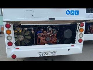 Башавтотранс kullanıcısından video