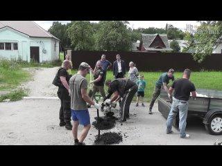 Социальный проект «ЯмамНет» реализовали в поселке Славный Торжокского района