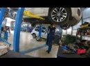 Удаление сажевого фильтра BMW X5