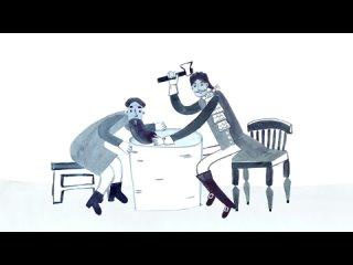 Зачем на Руси стали печатать книги Мультфильм на две минуты