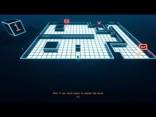 Геймплейный трейлер игры Blind Postman!