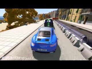 [CRASH driven] High Speed Street Racing Crashes #26 - BeamNG Drive | CRASHdriven