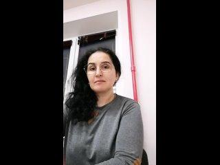 Видео от Арминэ Мхитарян