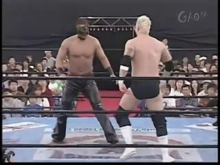 Zodiac vs. Joe Doering -  (AJPW Rise Up Tour 2008 - Day 12)