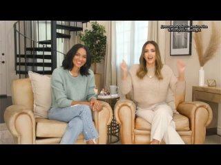 Честный разговор: родительский выпуск с Молли Симс! | YouTube Джессики | 23 апреля 2021 [RUS SUB]