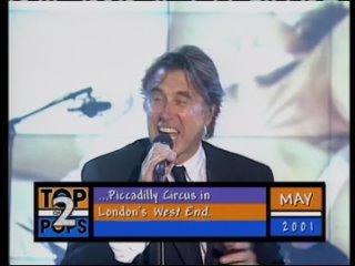 Bryan Ferry & Roxy Music - Virginia Plain (May 2001)