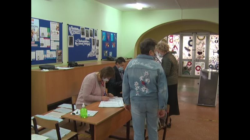 В Ржеве и районе прошло предварительное голосование партии ЕДИНАЯ РОССИЯ