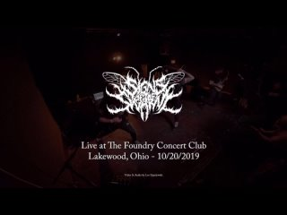 Signs of the Swarm - Full Set (Live At The Foundry Concert Club) (By Leo Sypniewski)