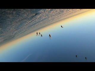 Прыжки с парашютом KAVA каждые выходные! kullanıcısından video