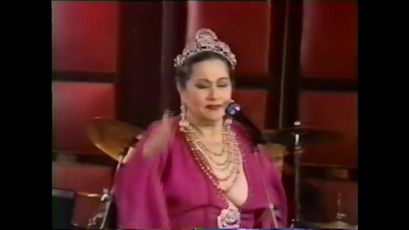 Yma Sumac Ataypura La Molina Paris TV 1989