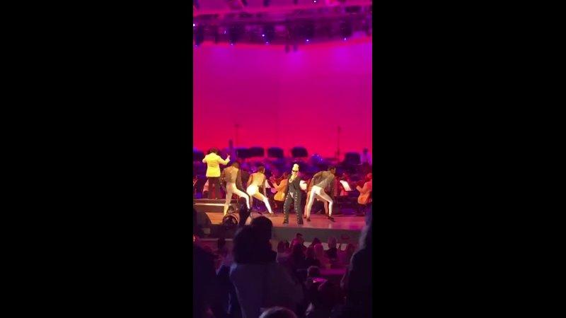 Christina Aguilera Dirrty live at Hollywood Bowl 2021