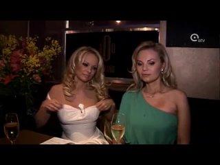 Lesley-Ann Poppe haalt Pamela Anderson naar Antwerpen