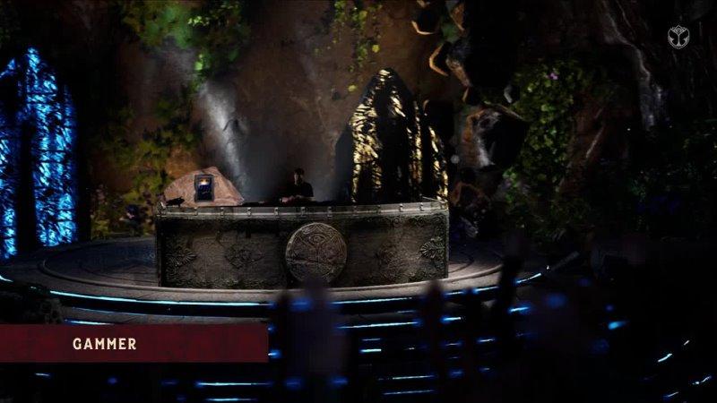 Gammer @ Cave Tomorrowland Around The World