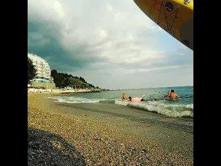 Кастрополь 2021, июль, главный пляж :)