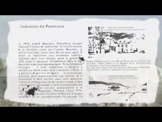 Предварительные этюды для панорамы Бурбаки. Э. Кастр