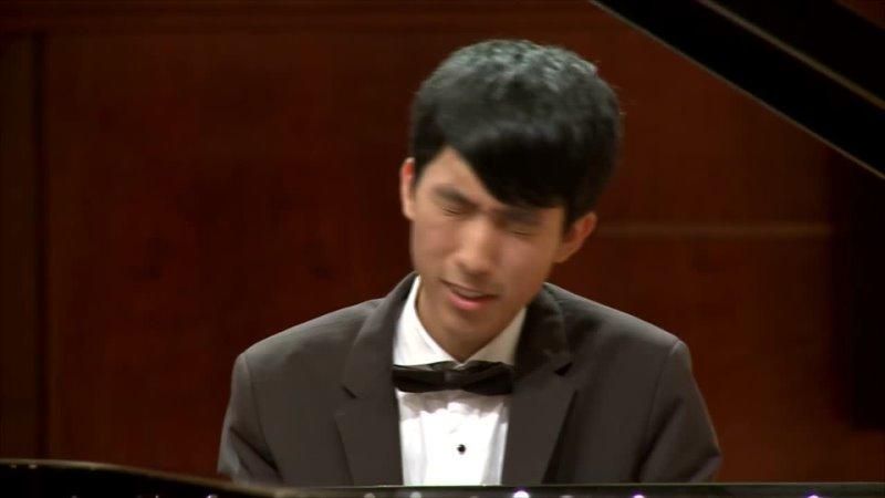 Bach Siloti Prelude in B minor Eric Lu