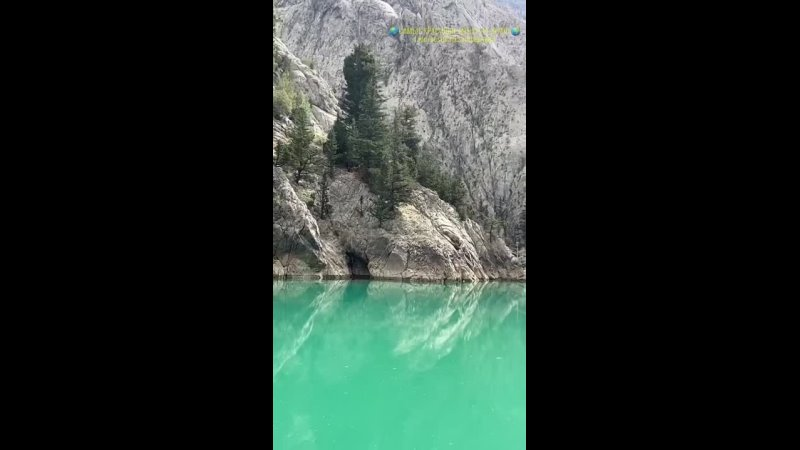 Турция 🇹🇷 Green Canyon в Сиде Зеленый Каньон это не горное ущелье и не полость в земле а огромное искусственное водохранили