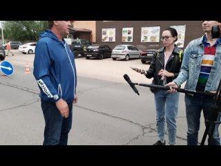 Видео от Антона Секержицкого