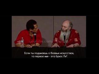 Брюс Ли был неприкасаемым! Джим Келли о настоящих боях Брюса Ли (НА РУССКОМ) (720p)