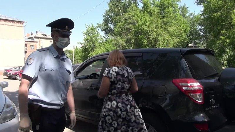 В Новосибирске полицейские вернули автомобиль похищенный четыре года назад