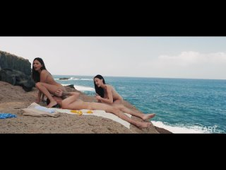 Baby Nicols and Mina Moreno, Chris Torres - Two On One [All Sex, Hardcore, Blowjob, Artporn]