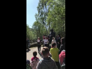 Итоги видеомарафона «Пушкин в Апатитах»